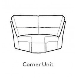 G Plan Taylor Fabric - Modular Item - Corner Section