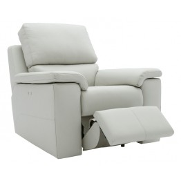 G Plan Taylor Leather - Electric Recliner