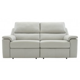 G Plan Taylor Leather - 3 Seater Sofa
