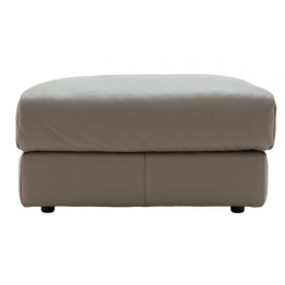 G Plan Tess Leather - Footstool