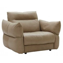 G Plan Tess Leather - Large Armchair or Snuggler