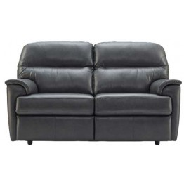G Plan Watson Leather - 2 Seater Sofa