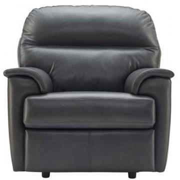 G Plan Watson Leather - Armchair
