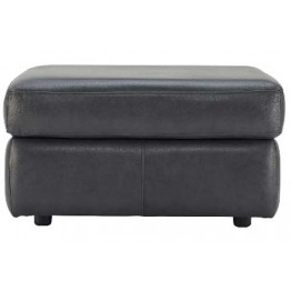 G Plan Watson Leather - Storage Footstool