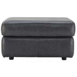 G Plan Watson Leather - Storage Footstool