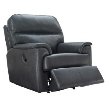 G Plan Watson Leather - Manual Recliner