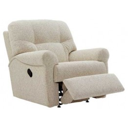 G Plan Winslet Fabric  - Manual Recliner