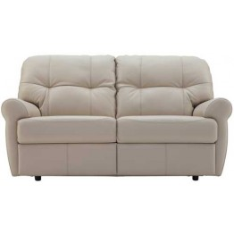 G Plan Winslet Leather  - 2 Seater Sofa