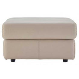 G Plan Winslet Leather  - Footstool