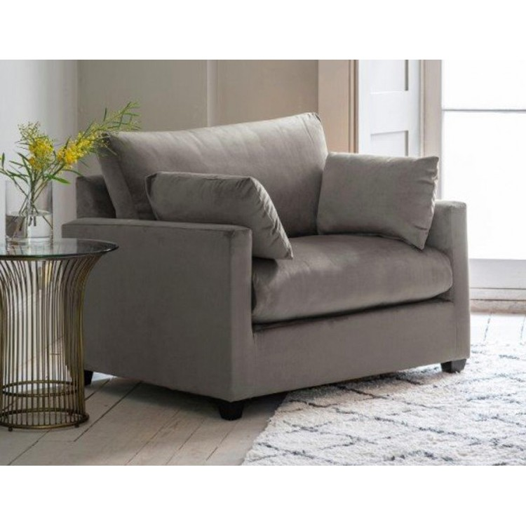 Cool Bradstock 80 Loveseat Or Chairbed Download Free Architecture Designs Grimeyleaguecom