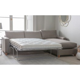 Burton 140 Ottoman Sofabed With RH Chaise Seat