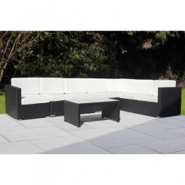 Palmer Large Corner Sofa & Table - 350 x 218cm