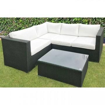 Roma Corner Sofa & Table 206 x 152cm - RT740