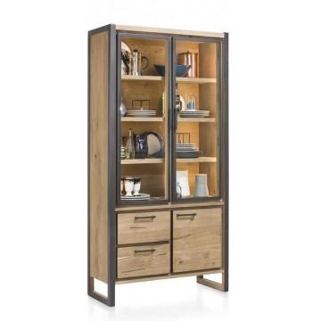 Habufa 36338 Display Storage Wall Unit