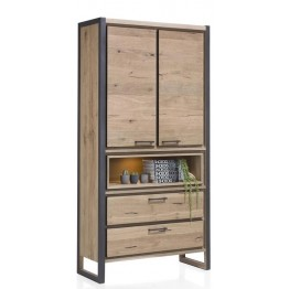 Habufa 36339 Storage Wall Unit