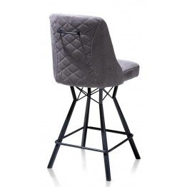 Habufa 36594 Eefje Bar Stool - Anthracite