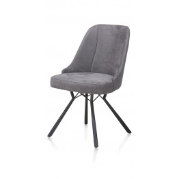 Habufa 29979 Eefje Dining Chair - Anthracite