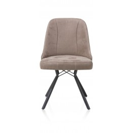 Habufa 29979 Eefje Dining Chair - Taupe