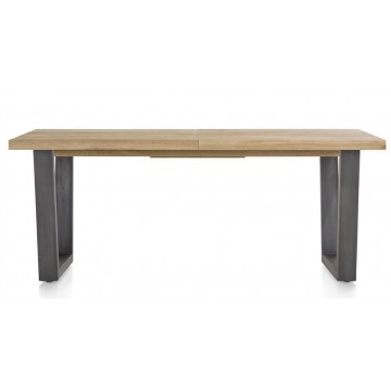 Habufa 36429 Large Extending Top Dining Table (190cm to 240cm)