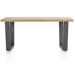 Habufa 36353 Grand Fixed Top Dining Table (250cm Long)