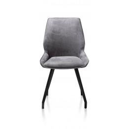Habufa 29754 Scott Dining Chair - Anthracite