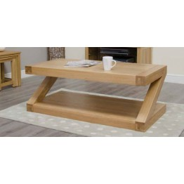 Z Designer Coffee Table 3x2 size