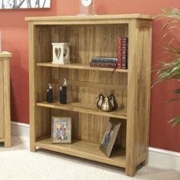 Opus Small Bookcase