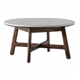 Hudson Living Barcelona Round Coffee Table