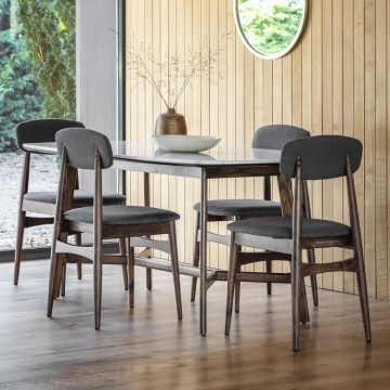 Hudson Living Barcelona Dining Table