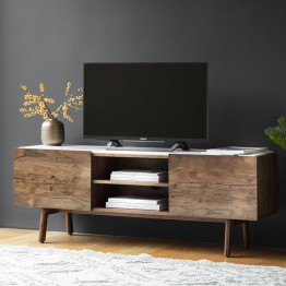 Hudson Living Barcelona Media TV Cabinet