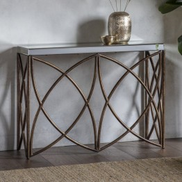 Hudson Living Beckfield Console Table