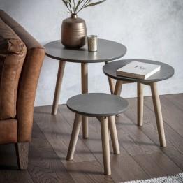 Hudson Living Bergen Nest of Tables