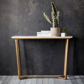 Hudson Living Cleo Console Table