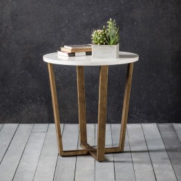 Hudson Living Cleo Side Table