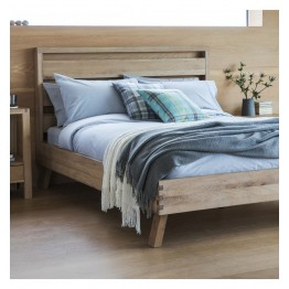 "Hudson Living Kielder Bed - 4ft 6"" or 5ft width available"