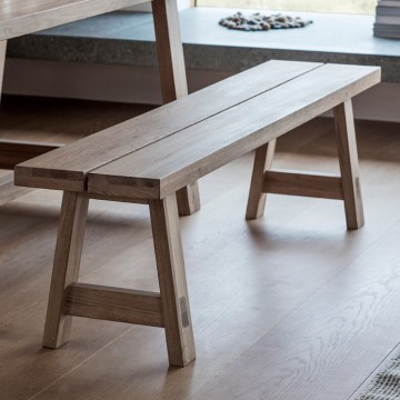 Hudson Living Kielder Dining Bench