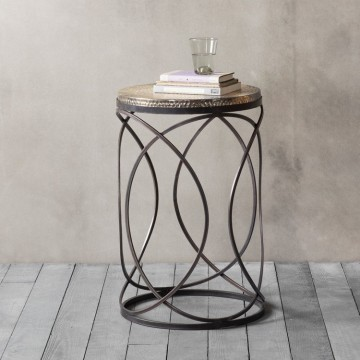 Hudson Living Kimba Side Table
