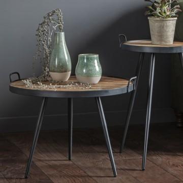 Hudson Living Ludlow Lamp Table