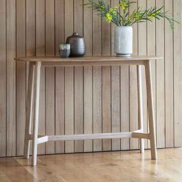 Hudson Living Madrid Console Table