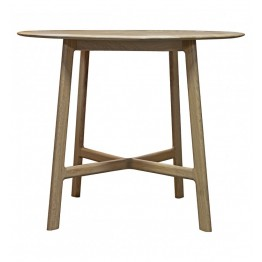 Hudson Living Madrid Round Dining Table