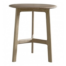 Hudson Living Madrid Round Side Table