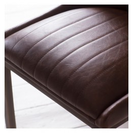 Hudson Living Nero Dining Chairs - Only available as a pack of 2