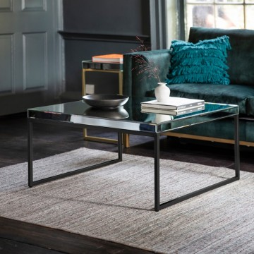 Hudson Living Pippard Coffee Table - Black Colour