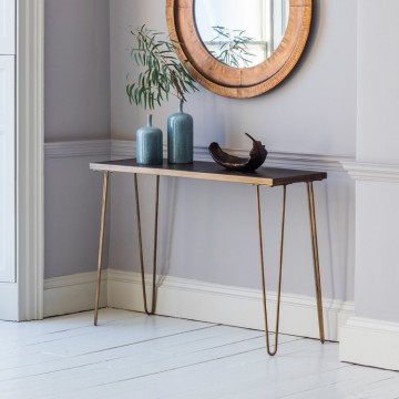 Hudson Living Pompeii Console Table