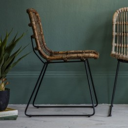 Hudson Living Raya Dining Chairs - Only available as a pack of 2