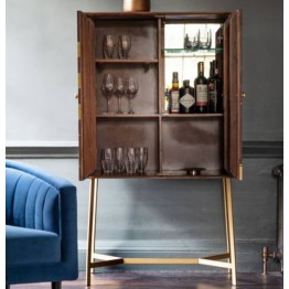 Hudson Living Tate Bar Cabinet