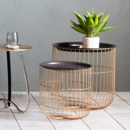 Hudson Living Woburn Nest of Tables