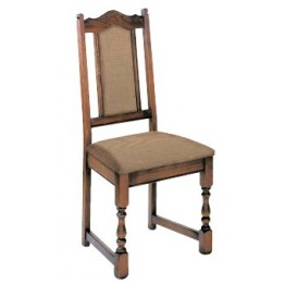 2067 Wood Bros Old Charm Lancaster Dining Chair