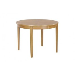 2134 Nathan Shades Circular Dining Table on Legs - NSD-2134-TK