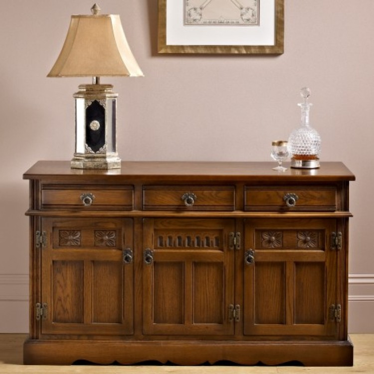 Old charm sideboard for G plan heritage dining room furniture